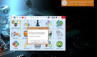 DLCboot software
