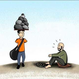 mindset yang berbeda