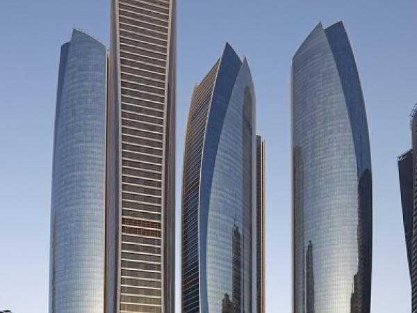 Gambar Etihad Towers