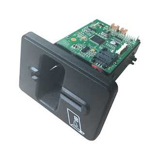 Card reader mesin ATM