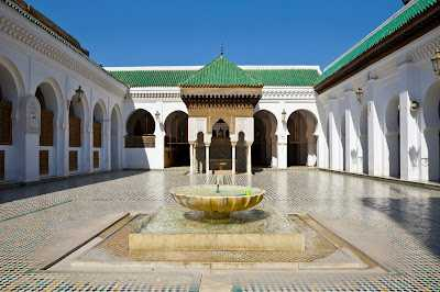 Universitas Pertama di Dunia,  Al-Qarawiyyin university
