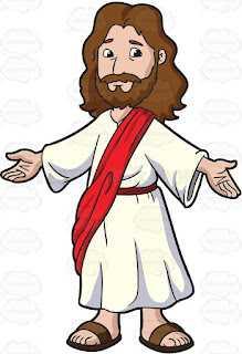 Kartun yesus kristus
