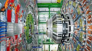 Mesin LHC dari CERN