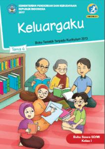 Download Buku Tematik Terpadu Kelas 1 Kurikulum Edisi Revisi 2017 PDF