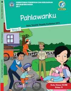 Download Buku Tematik Terpadu Kelas 4 Kurikulum Edisi Revisi 2017