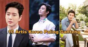 Foto Artis Korea Paling Ganteng
